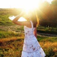 солнце :: карина рахманова
