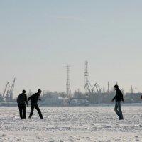 Футбол на море:)) :: Андрей Lyz