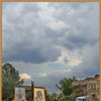 Крестный ход.Из Оренбурга - в Грозный (через Дубовку) :: юрий сухинин