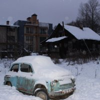 Замечательное соседство ... :: Анастасия Ларионова