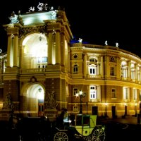 Ночной театр :: Александр Скамо