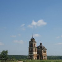 Старый храм :: Сергей Комков