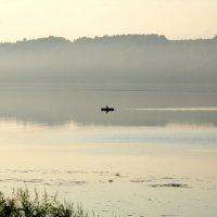 Предрассветный туман :: Владимир Немцев