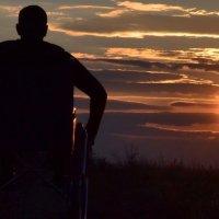 Встречая закат :: Андрей Симоненко