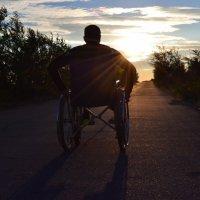 На всречу солнцу :: Андрей Симоненко