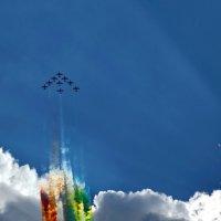 Выше облаков :: Дмитрий Бубер