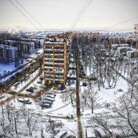 Западное Одинцово :: Дмитрий Симонов