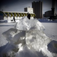 Ледяная глыба :: Дмитрий Симонов