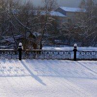 Снежная зима :: Сергей Беляев