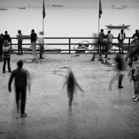 Серые будни города света :: Anna Shaynurova