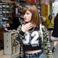 Девчонки с Такэсита-дори (Токио, Япония)  #6 :: Олег Неугодников