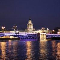 Дворцовый мост :: Сергей