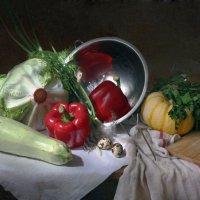 Про овощи... :: lady-viola2014 -