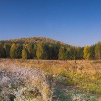 Осень в горах :: Denis Zakalyapin
