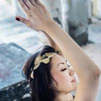 Greek pose :: Мария Буданова