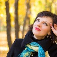 Осенние мечты :: Dina Ross
