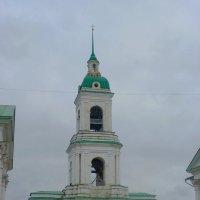 Колокольня Спасо-Яковлевского Димитриева монастыря. :: Galina Leskova