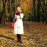 Московская  осень...... :: РАИСА Osipova