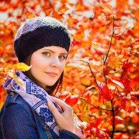 Золотой сентябрь... :: Юлия