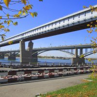 Мосты . Новосибирск. :: Мила Бовкун