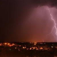 Гнев небес :: Светлана Карнаух