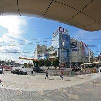 "Калининград. Торговый центр ""Плаза"". :: Дмитрий Лебедихин"