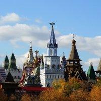 Сказочный Кремль :: Igor Khmelev