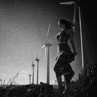 С Ветром обрученная... :: Roman Mordashev