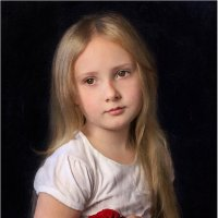 "По мотивам картины Gustave Doyen ""Happy childhood"" :: Виктория Иванова"