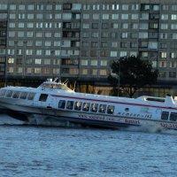 Утренний рейс :: Владимир Гилясев