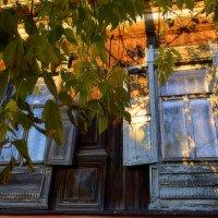 Ода старым окнам. :: Надежда Павлючкова