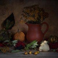 Осенний :: Ирина Елагина