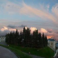 Панорама у Казанского кремля :: Victor Brig