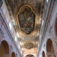 плафон храма в Сорренто :: Александр Беляков