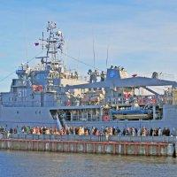 Корабли в нашей гавани :: alemigun
