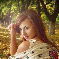 Осенняя :: Ольга Нестерук