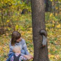первое знакомство с природой и животным миром :: Дмитрий Сушкин