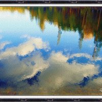 Плывут по пруду облака :: Лидия (naum.lidiya)