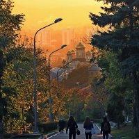 на закате :: Игорь Kуленко