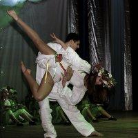 Танец :: Сергей Порфирьев