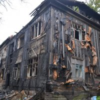 После пожара :: Сергей Саблин