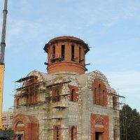 Церковь Алексия Московского (Мечева) на Вешняковской :: Александр Качалин