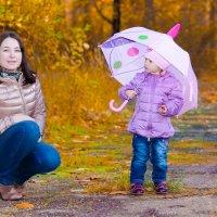 Осенние прогулки....... :: Ирина Митрофанова студия Мона Лиза