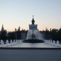 Группа фонтанов :: Олег Россаль