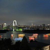Tokyo, Odaiba :: Юля Чарановская