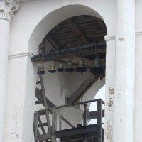 Колокола Церкви Николая Чудотворца :: Galina Leskova