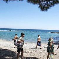 Городской пляж древнего города Фесалеса. :: Александр Катюрин