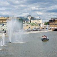 Москва-река :: Елена Зинякова