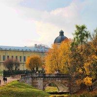 Гатчина.Карлов мост и дворец. :: navalon M