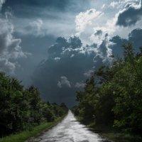 Дорога в неизвестность... :: Ser CH